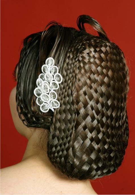 Native American Hair Style