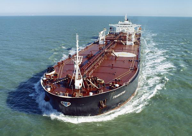 AFRAMAX OIL  PRODUCT TANKER ''FRANKOPAN''