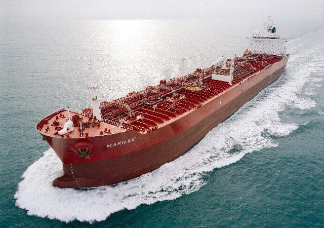 PANAMAX OIL PRODUCT  TANKER ''MARILEE''