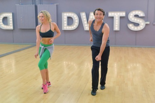 Robert Herjavec Of Shark Tank On Season 20 Of Dancing With The Stars