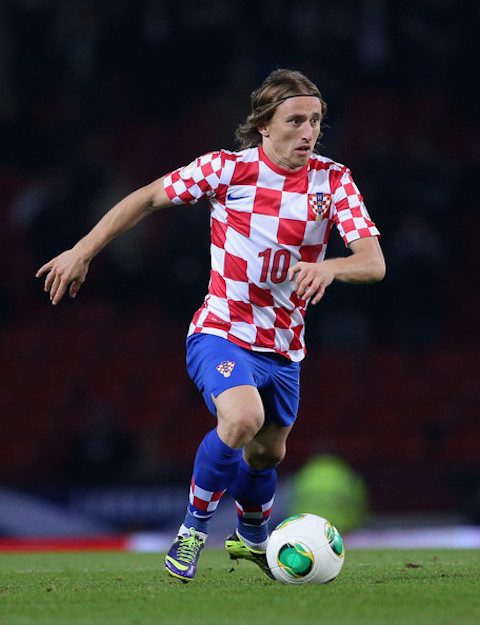 best cheap 350a4 14105 Luka Modric one of the best contemporary European soccer players
