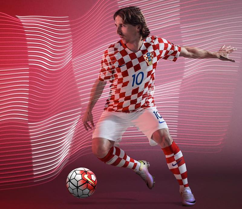 febe55433 Luka Modric one of the best contemporary European soccer players