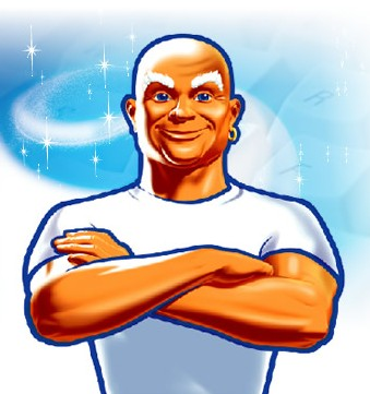 When did mr clean get an earring